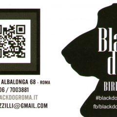 Black Dog birreria Via Albalonga 68 00183 Roma