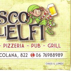 IL BOSCO DEGLI ELFI – Via Tuscolana,822 – Roma – 00174