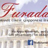 Furada Ristorante  Cinese Giapponese Italiano  Roma , 00183  Italy