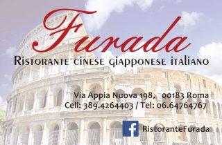 Funada ristorante , in zona piazza re di roma .....