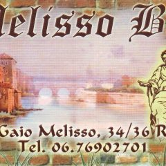 Melisso Bar Via Gaio Melisso,34 00175 Roma Tuscolano