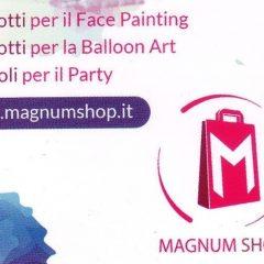 MAGNUM SHOP Prodotti per Il Face Painting