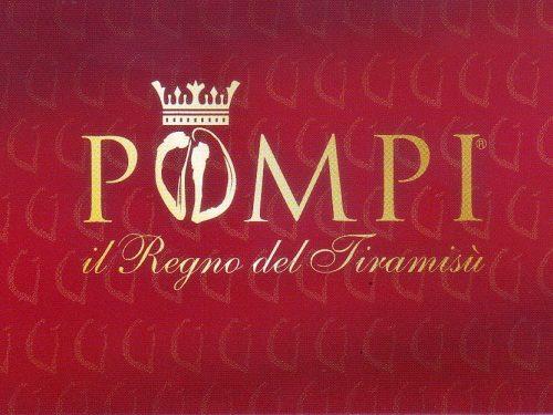 BAR PASTICCERIA POMPI il Regno del Tiramisu' Roma Italy – 00183