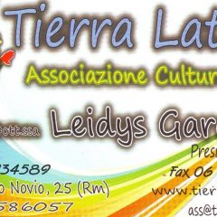 Tierra Latina Associazione Culturale Tuscolano Roma