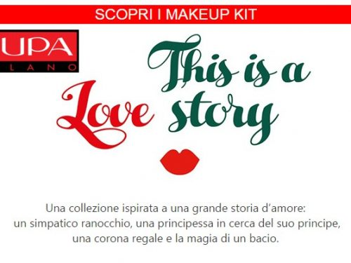 Idee Regalo Natale :  make up, nuove idee 2017/18   – PUPA Milano
