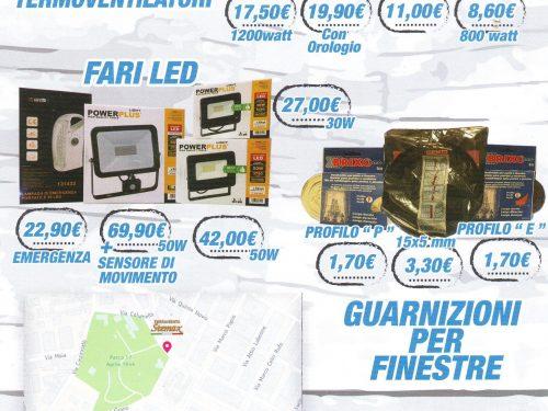 FERRAMENTA  STEMAX TEL. 06 76902639 – 00175 Roma Italy