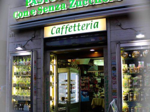 CON E SENZA ZUCCHERO Via Appia Nuova, 481 – 00181 Roma Italy
