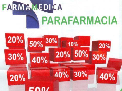 NUOVA APERTURA  FARMAMEDICA PARAFARMACIA VIA VETURIA,8 00181 ROMA