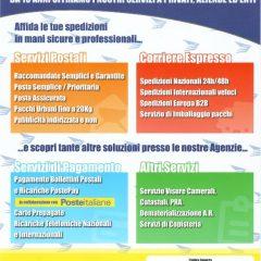 POSTAexpress Ag. 9 Via Gaio Melisso 24 00175 Roma Tuscolana