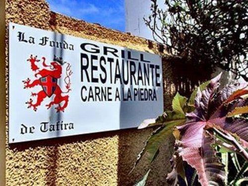 Restaurante La Fonda de Tafira – carretera lomo blanco 13, 35017 Tafira Baja – Las Palmas de Gran Canaria, España